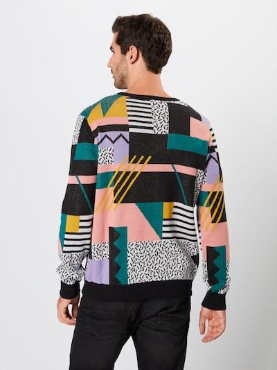 Iriedaily Džemperis pieejami jauktu krāsu: Aizmugures skats