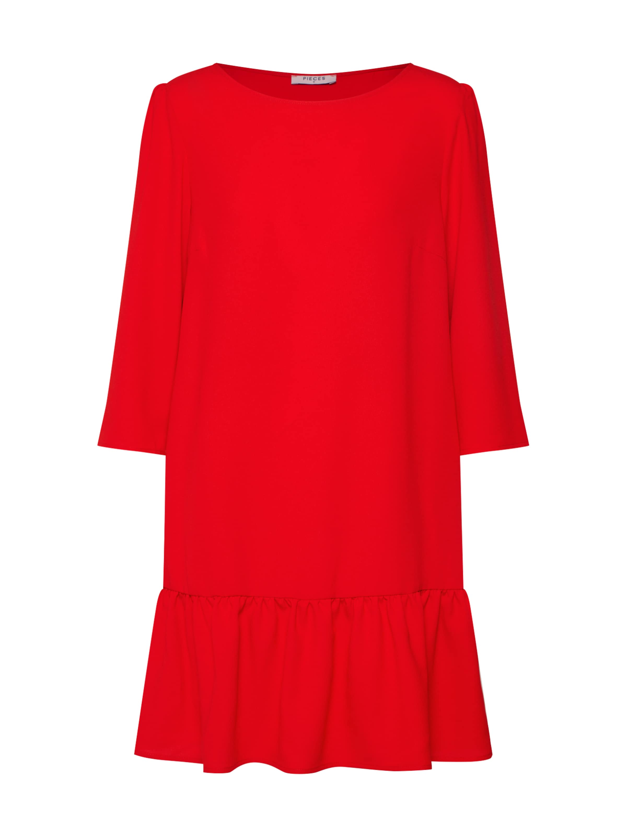 Pieces 'britney' Rouge Robe En Pieces shtrQdCx