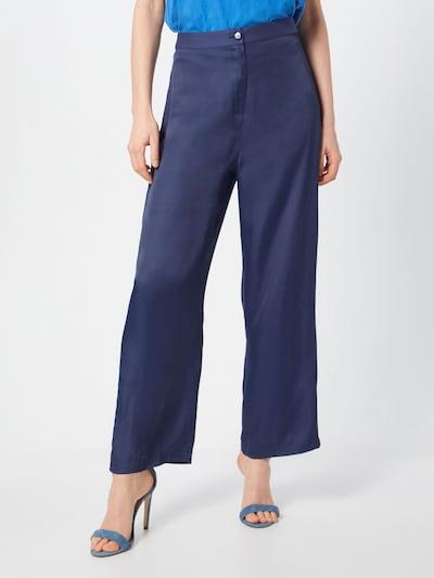 LeGer by Lena Gercke Pantalon 'Ina' en bleu foncé, Vue avec modèle