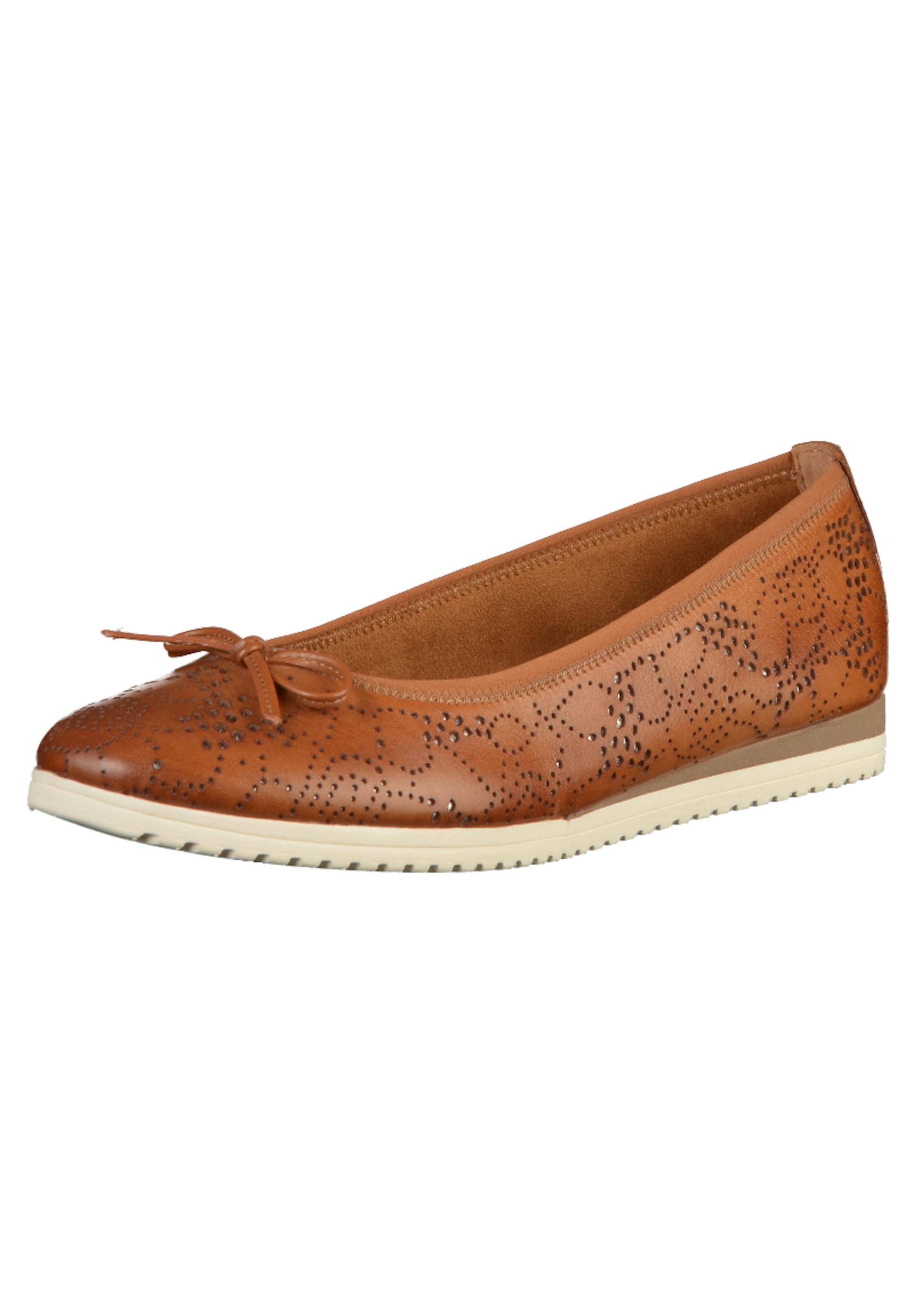 TAMARIS Ballerinas Verschleißfeste billige Schuhe Hohe Qualität