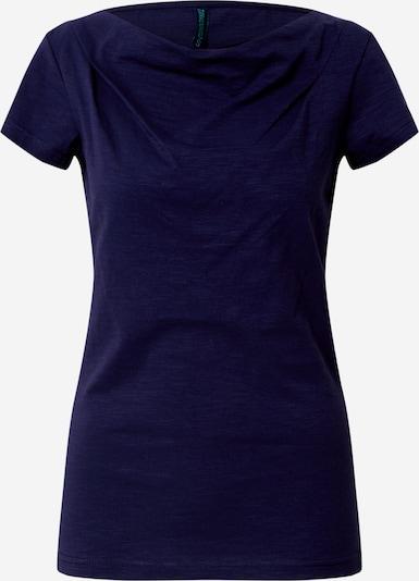 Tranquillo Shirt 'LORE' in nachtblau, Produktansicht