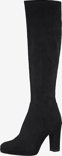 TAMARIS Škornji | črna barva, Prikaz izdelka