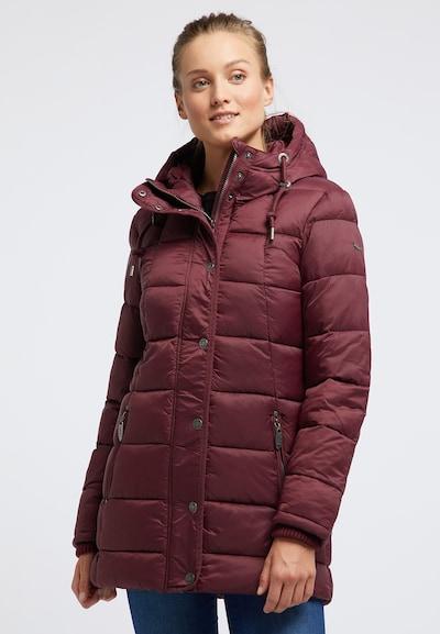 Usha Winterjacke in purpur, Produktansicht