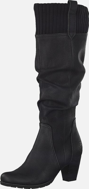 MARCO TOZZI Stiefel sonstiges Material, Textil Verkaufen Sie saisonale Aktionen