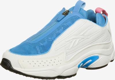 Reebok Classic Sneaker in hellblau / hellpink / weiß: Frontalansicht