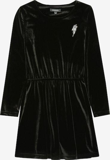 STACCATO Kleid in schwarz / silber, Produktansicht