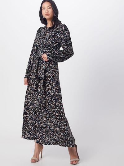 Closet London Kleid in schwarz, Modelansicht