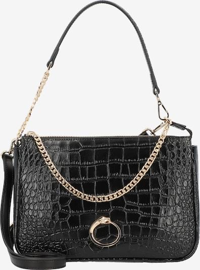 roberto cavalli Eloise Schultertasche Leder 25 cm in schwarz, Produktansicht