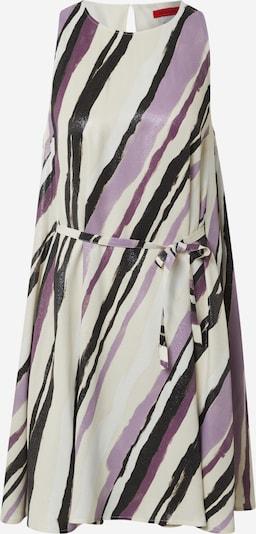 MAX&Co. Kleid 'PAULLO' in lila / weiß, Produktansicht