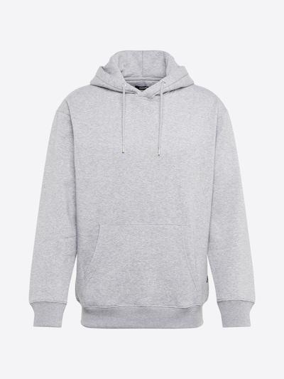 JACK & JONES Sweat-shirt 'SOFT' en gris chiné: Vue de face