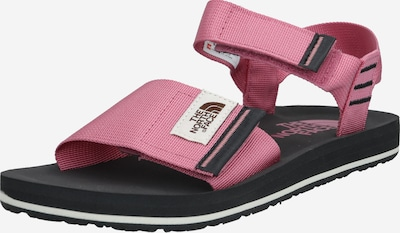 THE NORTH FACE Sandale 'Skeena' in rosé: Frontalansicht
