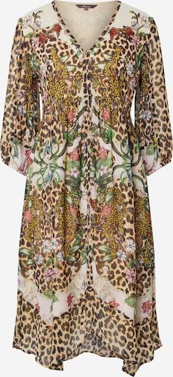 PRINCESS GOES HOLLYWOOD Poletna obleka | zelena / bela barva, Prikaz izdelka