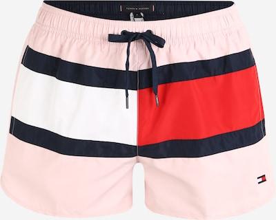 Tommy Hilfiger Underwear Plavecké šortky - pink: Pohled zepředu