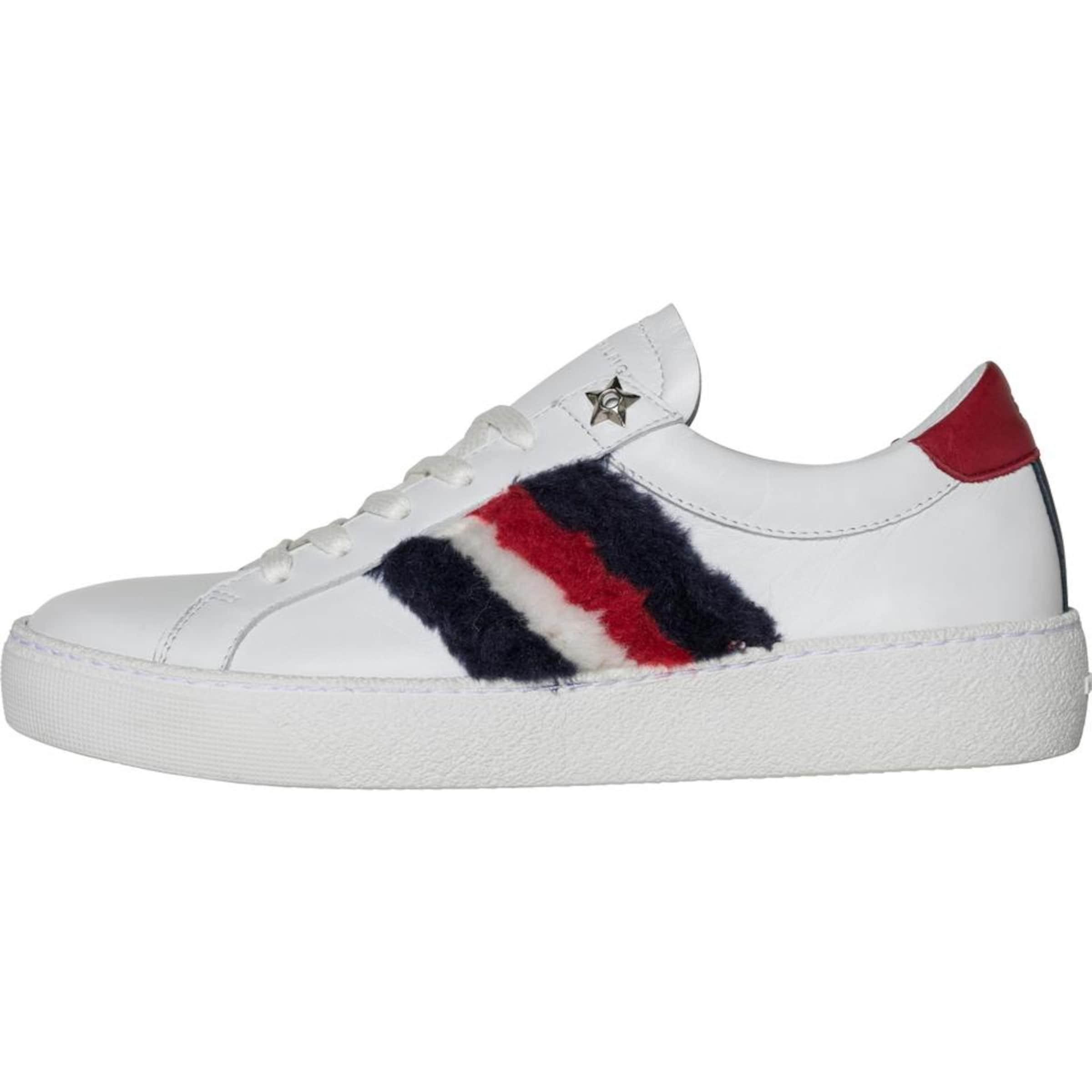 TOMMY HILFIGER Sneaker »S1285UZIE 6Z1« Hohe Qualität