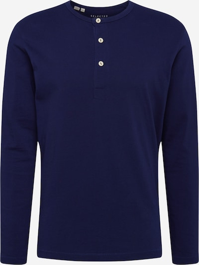 SELECTED HOMME Shirt in marine, Produktansicht