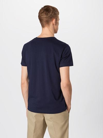 GANT Shirt in dunkelblau: Rückansicht
