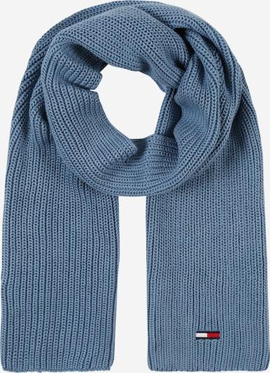 Tommy Jeans Šála - námořnická modř / kouřově modrá / červená / bílá, Produkt