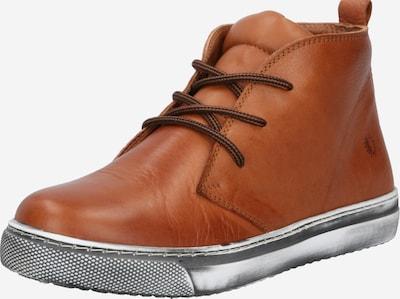 COSMOS COMFORT Sneaker in cognac, Produktansicht