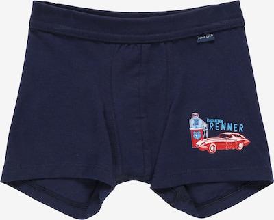 SCHIESSER Pants in blau, Produktansicht