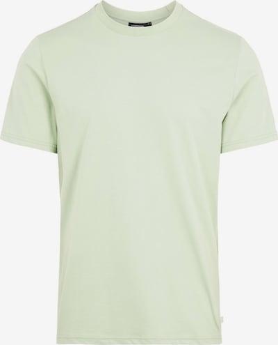 J.Lindeberg Silo Cotton T-Shirt in grün, Produktansicht