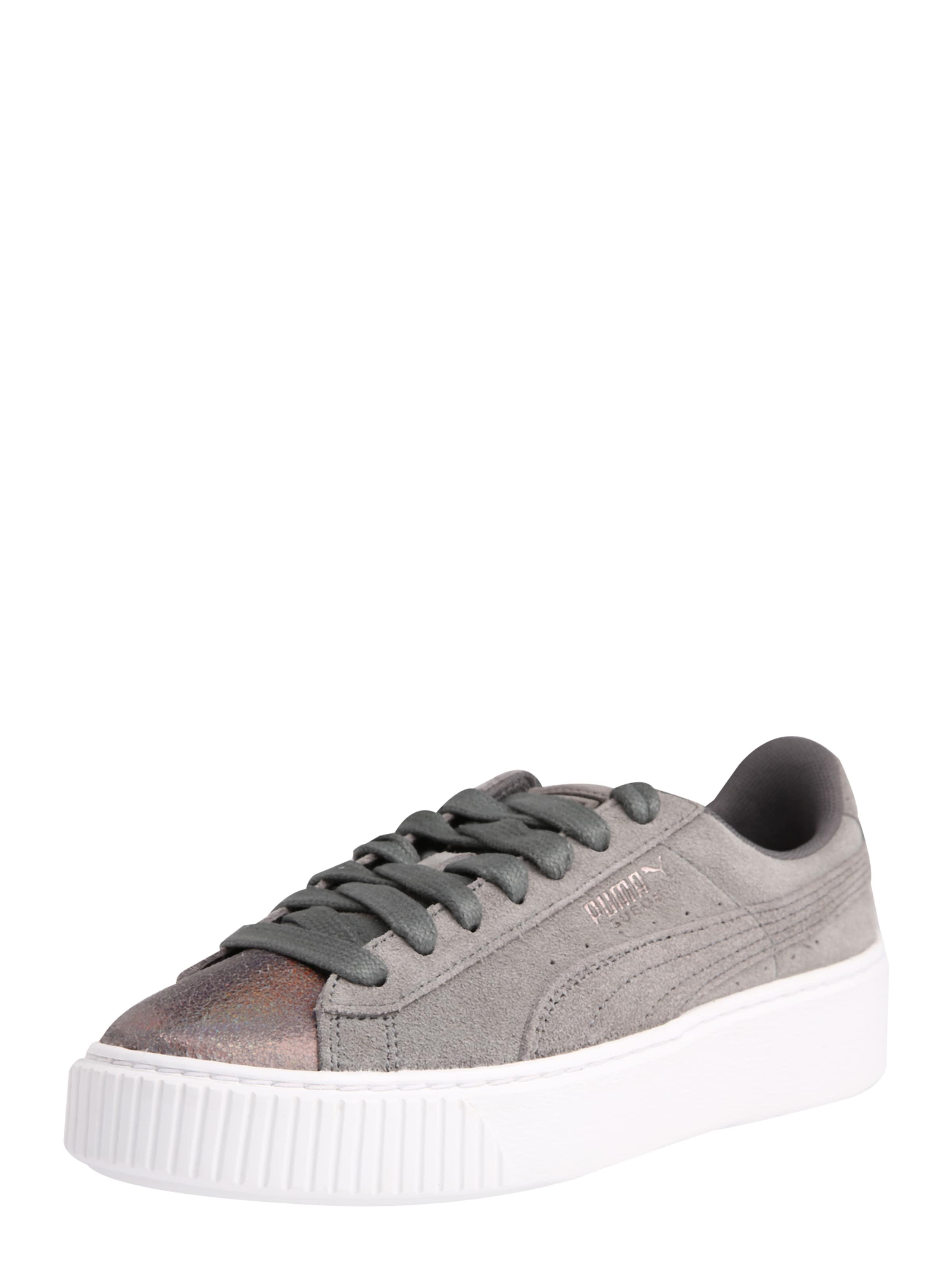 Chaussures De Sport Puma Couche Lunalux Gris » T2Wm5er