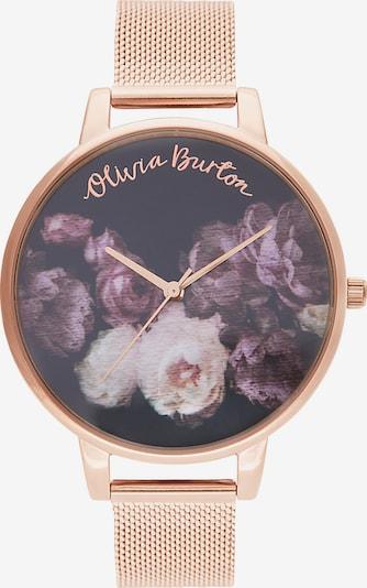 Olivia Burton Uhr in gold / flieder / dunkellila, Produktansicht