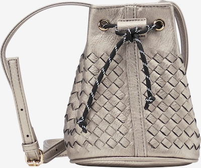 myMo at night Bucket Bag in silber, Produktansicht