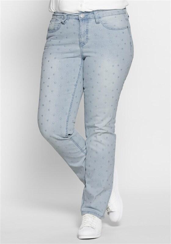 sheego denim sheego Denim Stretch-Jeans