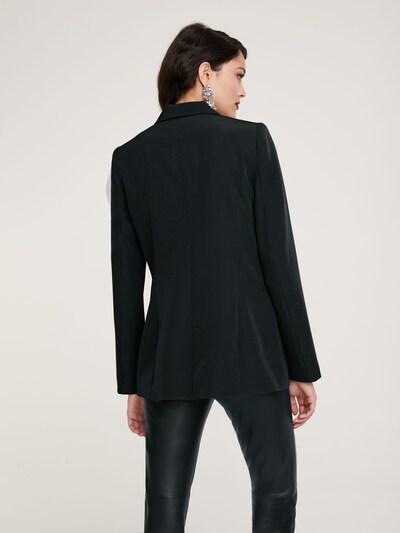 heine Marynkarka w kolorze czarnym: Widok od tyłu