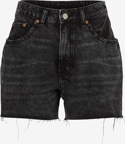 CHEAP MONDAY 'Donna' Denim Shorts in schwarz, Produktansicht