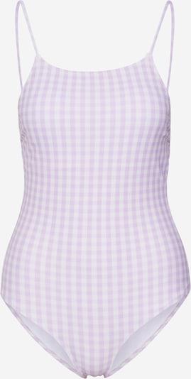 EDITED Badeanzug 'Nanni' in lila, Produktansicht