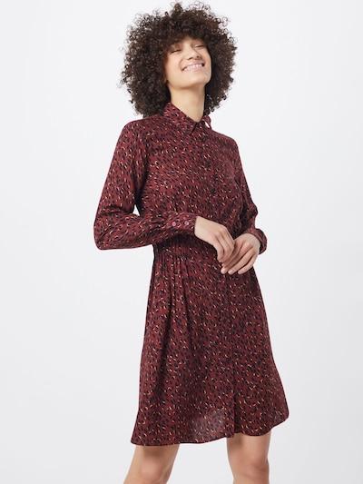 NEW LOOK Kleid in mischfarben / weinrot, Modelansicht