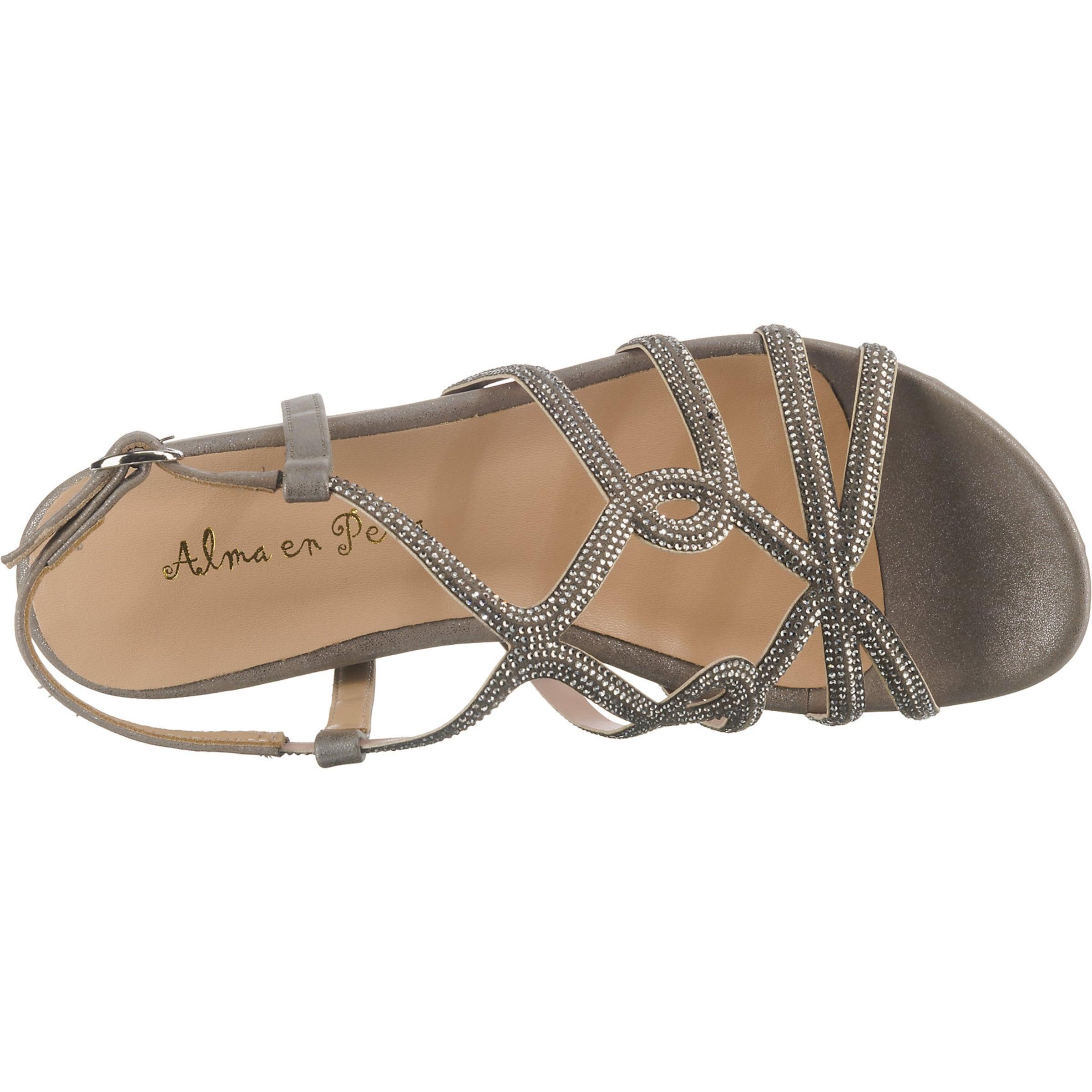 Sandaletten En Taupe Pena Alma In vN8nm0w