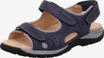 Ganter Sandaal in de kleur Donkerblauw / Grijs, Productweergave