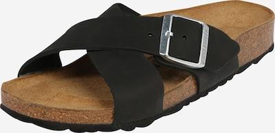 BIRKENSTOCK Mule 'Siena Soft' en noir, Vue avec produit