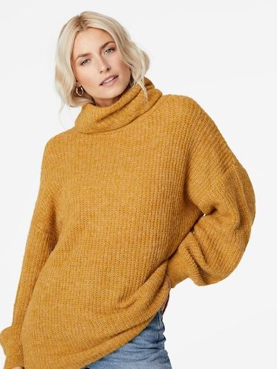 mustár LeGer by Lena Gercke Oversize pulóver 'Juna', Modell nézet