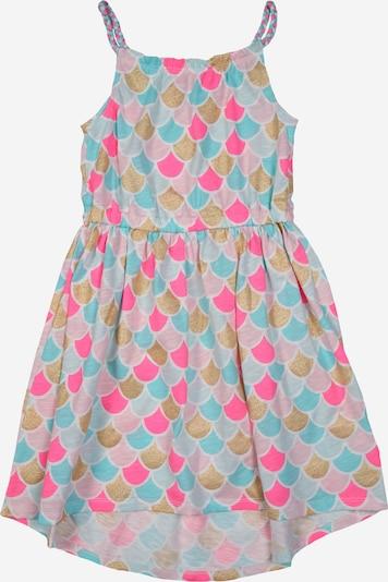 Carter's Kleid 'mermaid' in blau / gelb / pink, Produktansicht