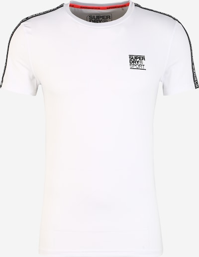 Superdry Funkčné tričko - biela, Produkt