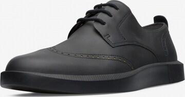 Chaussure à lacets ' Twins ' CAMPER en noir