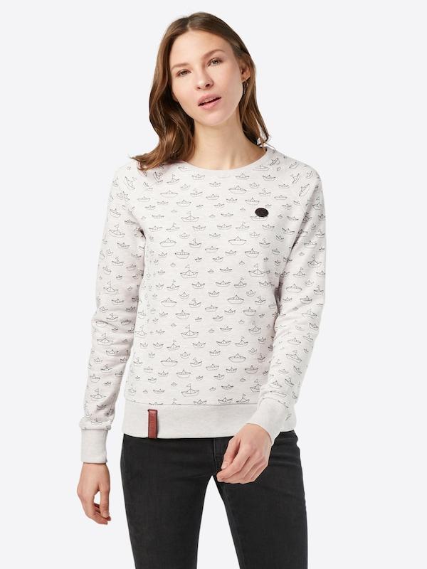 naketano Sweatshirt 'One on da side'