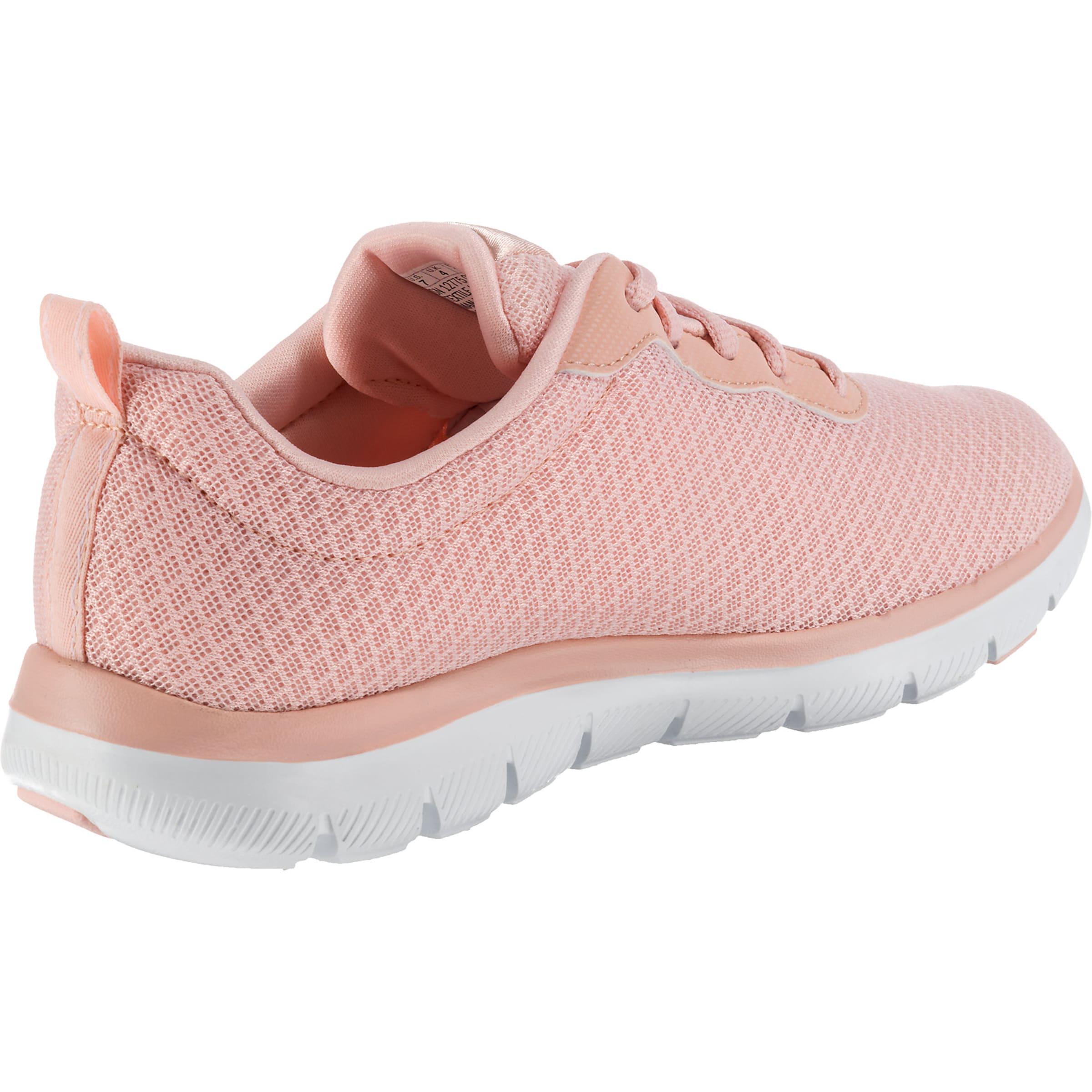 Skechers Sneaker 0 2 'flex In Newsmaker' Rosa Appeal PiTOXkZu