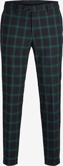 JACK & JONES Hose in navy / smaragd, Produktansicht