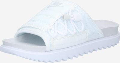 Saboți 'City' Nike Sportswear pe alb, Vizualizare produs