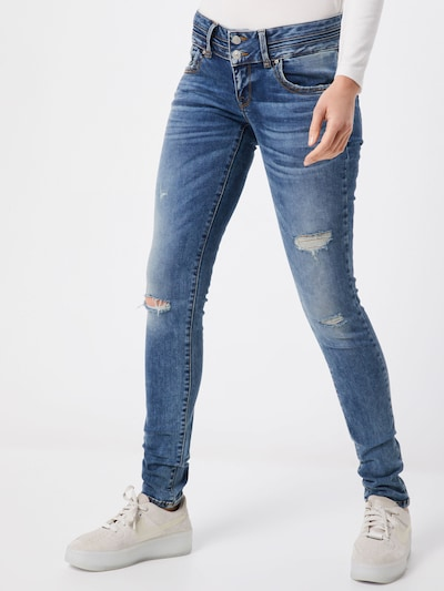 LTB Jeans in blue denim, Modelansicht
