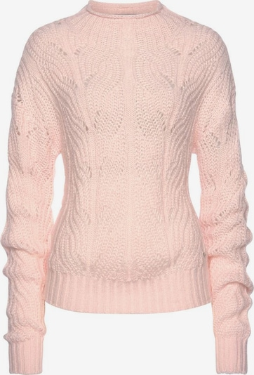 Tom Tailor Polo Team Pullover in rosé, Produktansicht