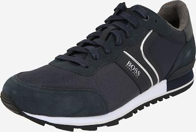 BOSS Sneakers laag in de kleur Donkerblauw / Wit, Productweergave