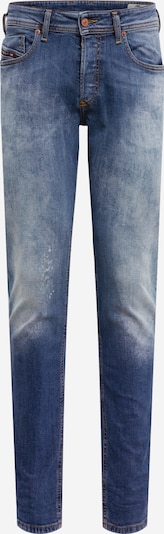 DIESEL Jeans 'Sleenker-X' in blue denim, Produktansicht