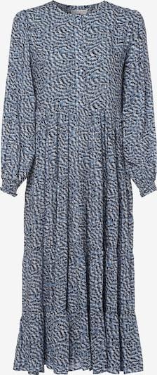 Marie Lund Kleid 'Joella' in blau / schwarz / weiß, Produktansicht