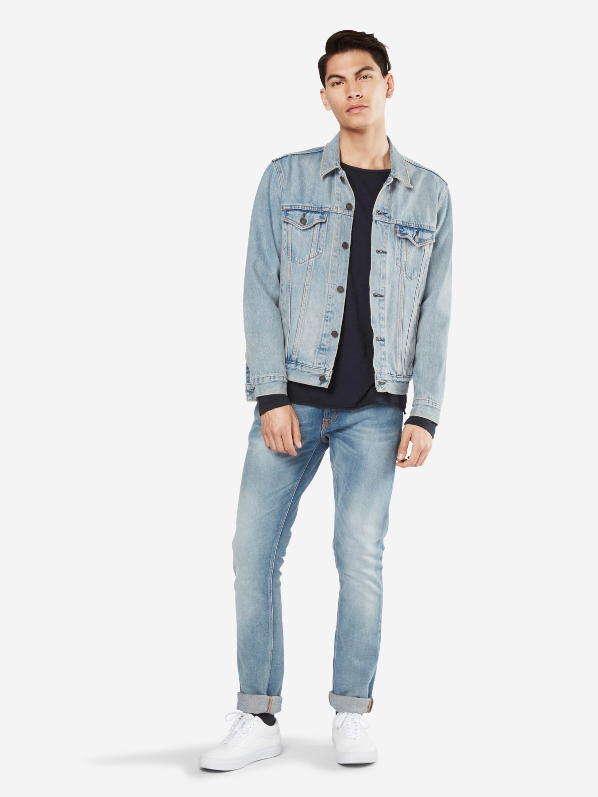 Nudie Jeans Co Langarmshirt 'Otto Raw' Rabatt Großhandelspreis 1mkWFXYnU