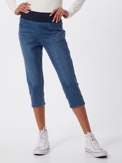 Džinsai 'SHANTAL' iš Freequent , spalva - tamsiai (džinso) mėlyna, Modelio vaizdas